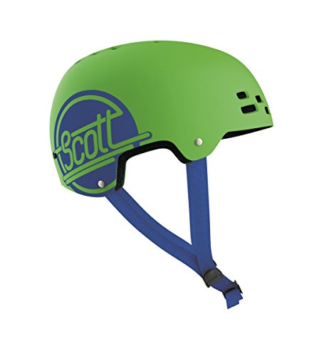 SCOTT Jibe CE Casco, Unisex Adulto, Verde Mate, L