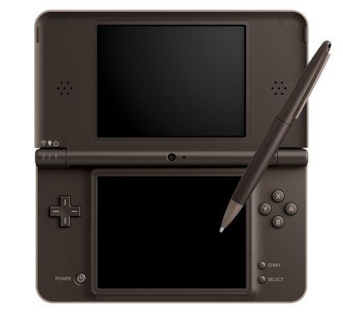 Nintendo DSi XL - Konsole, dunkelbraun