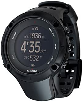 Suunto Ambit 3 HR Bluetooth GPS Chronograph Mens Watch