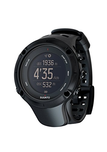 SUUNTO Ambit3 Peak HR Monitor Running GPS Unit, Black