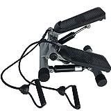 LDDLDG Stepper Mini Stepper máquina de entrenamiento piernas brazos muslos tóneres máquina de tonificación para entrenamiento, fitness, escaleras, fitness