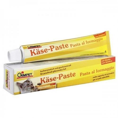 Gimborn Gimpet Cheese-Paste 50 g, Katzenleckerli, Katzenfutter