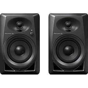 Pioneer DJ, DM-40BT, Coppia di monitor Bluetooth, nero