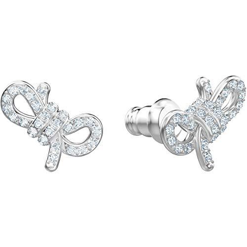 Swarovski Earring Permanente Bow 5447080