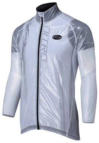 2014 BBB Mens BBW-143 RainShield Jacket White Large