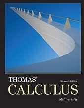 Thomas' Calculus: Multivariable (13th Edition)