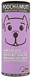Give these treats to your dog before stressful situations such as visits to the vets, car journeys