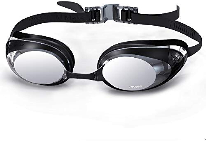 Jameslbj-Goggles Anti-Fog Comfort Professional Waterproof Anti-Uv Leak-Proof Silicone Soft Nose Men And Women
