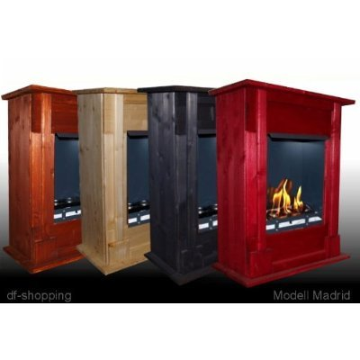 Best Buy! Modell Madrid Gel Bio Ethanol Fireplace /Andorra