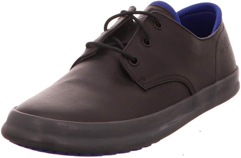 Campare Chasis herr herr herr svart läder Lace Up skor skor  fabriks direkt och snabb leverans