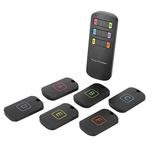 Socobeta Buscador de llaves inalámbrico Multi‑función Control Remoto Finder Gran Volumen, para...