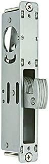 Stainless Steel Deadlocking Hook Bolt Mortise Lock 1-1/8