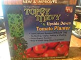 Topsy Turvy Upside Down Tomato Planter -As Seen On Tv Topsy Turvy Tomato Planter
