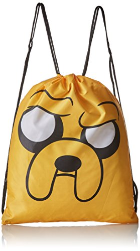Adventure Time Finn and Jake Double-Sided Gym Bag