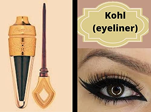 Kohl(eyeliner) : benefits and harms. 100 Pages 6X9 Inches (English Edition)