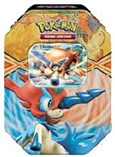 POKEMON 2013 SPRING EX COLLECTORS TIN