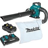 Makita XBU04PTV 36V (18V X2) LXT Brushless Blower Kit with Vacuum...
