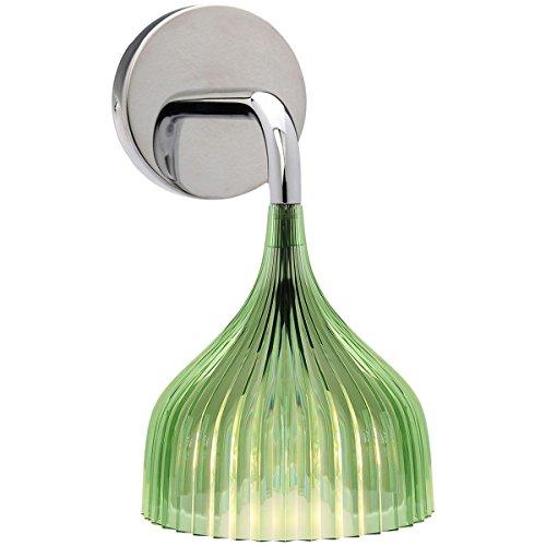 Preisvergleich Produktbild Kartell È,  Wandleuchte,  Grün