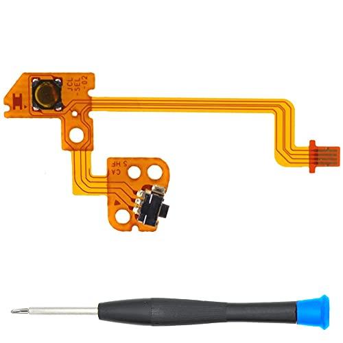 MMOBIEL Cable flexible de cinta de botón L compatible con el mando...