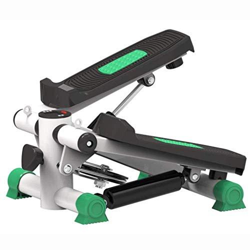 YF-SURINA Equipo de gimnasia Equipamiento deportivo para interiores Stepper, Fitness Pedal Fitness Home Dumbbell Fitness Equipment Home Stepper, In-Situ Stepper, Bicicleta estática, Multi-Function St