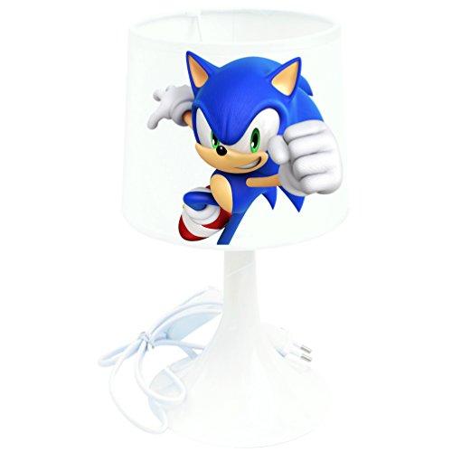 Lámpara de noche para niños, Sonic (1)
