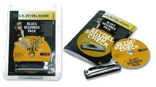 Seydel Sound Check Vol.1 - Blues Beginner Pack