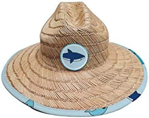 Friendly Shark Baby Lifeguard Hat Blue product image