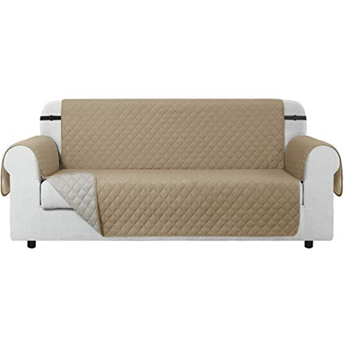 CHUN YI Sofa Slipcover Reversible Couch Covers Easy Fitted...