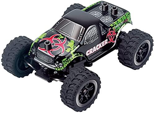 M-zen 1:32 4CH Full Scale 2WD 2.4GHz RC Car Mini Machine Radio Controll Car Off-Road Vehículo Modelo Rock Crawler Carreras De Alta Velocidad Escalada Modelo De Automóvil Juguetes para Niños Regalos