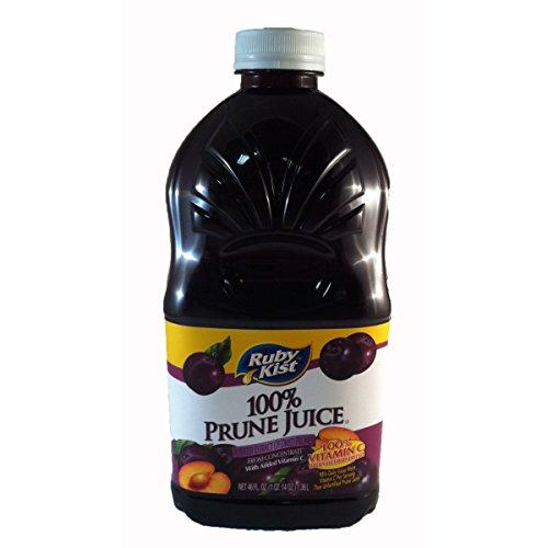 Ruby Kist 100% Prune Juice, 46 fl oz., 12 per case
