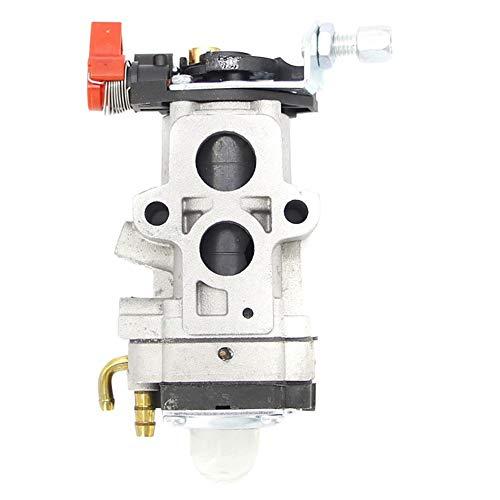 Sistema eléctrico compatible para Kaaz Kawasaki Tj45e Kbl45 Kbh45 Tj45 Carbohidrato 2 tiempos Carburador trituradora Carburador Césped Cortacésped Partes 1504070