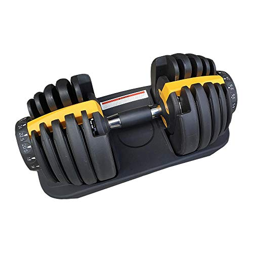 Dumbbell Halter com anilhas regulavel 24kg Ahead Sports