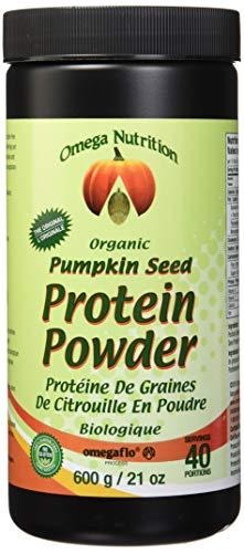 Omega Nutrition Pumpkin Seed Protein Powder, 21-Ounce