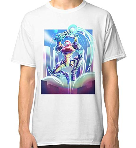 Gravity Suit Samus Classic Tshirt