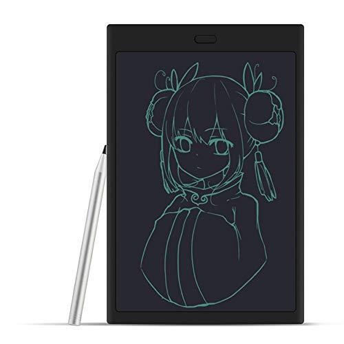 Preisvergleich Produktbild Wireless Ladegerät und Powerbank mit LCD Writing Tablet 8 Zoll 3 in1 Digital Schreibtafel Papierlos Grafiktablet von für Schreiben und Malen Kompatibel iPhone X / XS / XR 8 / 8 Plus