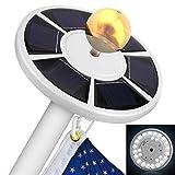 Solar Flagpole Lights