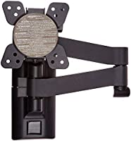 Amazon Basics Full Motion Articulating TV Wall Mount for 12-39 inch TVs up to 40 lbs