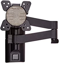 AmazonBasics Heavy-Duty, Full Motion Articulating TV Wall Mount for 12-inch to 39-inch LED, LCD, Flat Screen TVs
