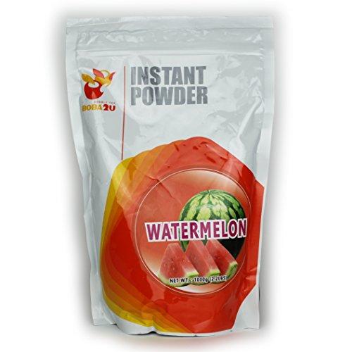 BOBA2U Bubble Tea - Instant Drink Powder (Watermelon) 2.2 lbs