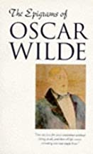 Best the epigrams of oscar wilde Reviews