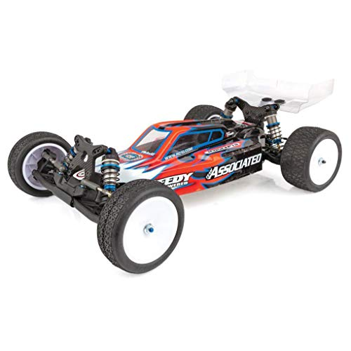 Team Associated 90022 RC10B6.1 Factory Lite Edition Off-Road Buggy Kit, 1/10 Scale, 2WD, Electric