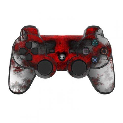 Playstation 3 - Sixaxis Controller Skin Designfolie Sticker PS3 - War Light
