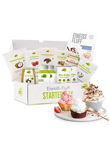 Pumperlgsund Fluff Multi-Box für Eis-, Dessert-, Back-Fluff (Bio, Größe M)