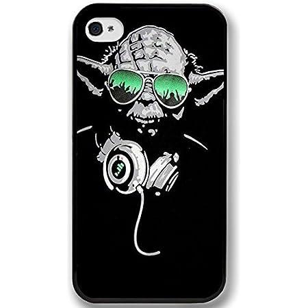 Coque Iphone 6 / 6s Star Wars Yoda DJ Case Yoda DJ REF12641