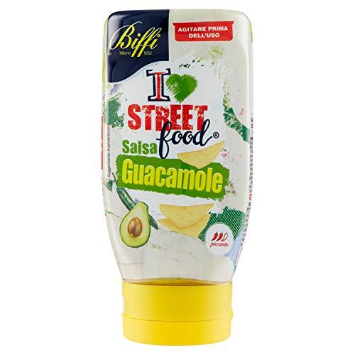 Biffi I Love Street Food - Salsa Guacamole, Pacco da 6 x 270g