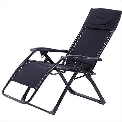 WJJJ Silla reclinablesilla Plegable Multifunción de Aluminio portátil Silla Moderna de diseño...