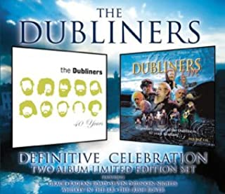 The Dubliners Definitive Celebration 2 Album Set