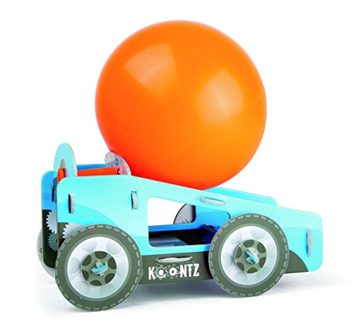 Legler - 5207 - Kit de construction - Voiture à ballon
