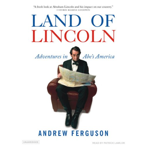 Land of Lincoln audiobook cover art