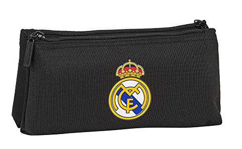 Neceser Pequeño Doble Safta de Real Madrid 1902, 220x80x100mm